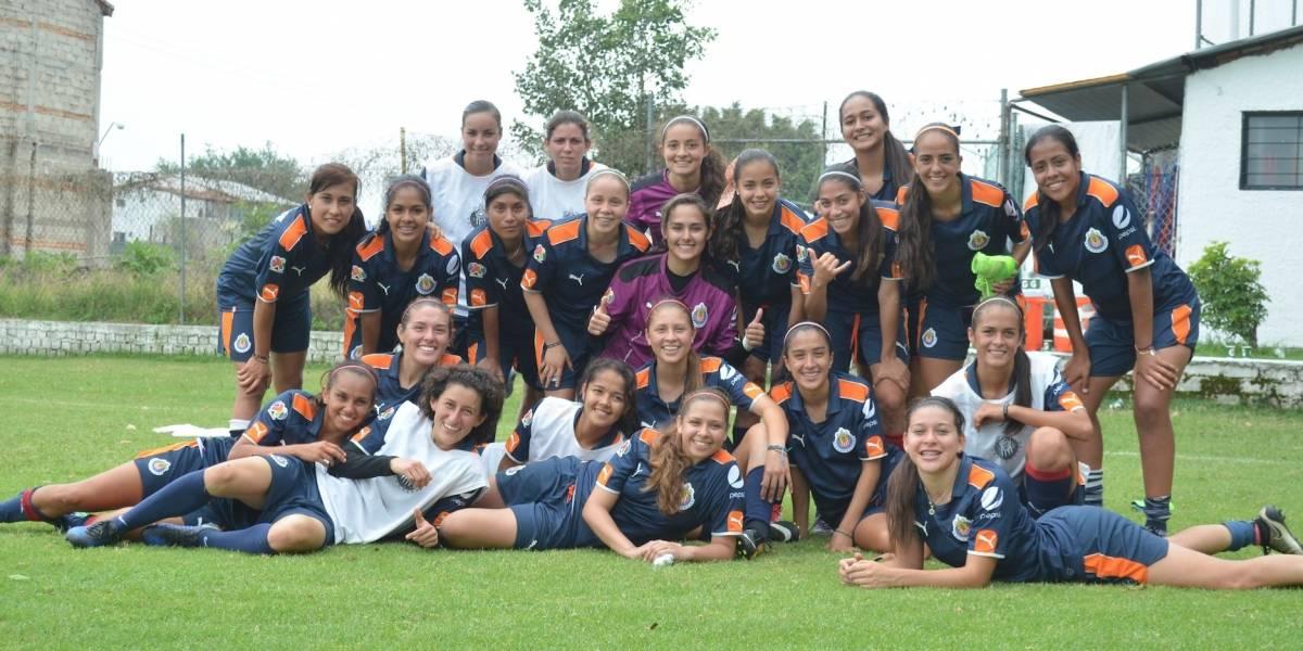 Chivas siente que tiene equipo para ser campeón femenil