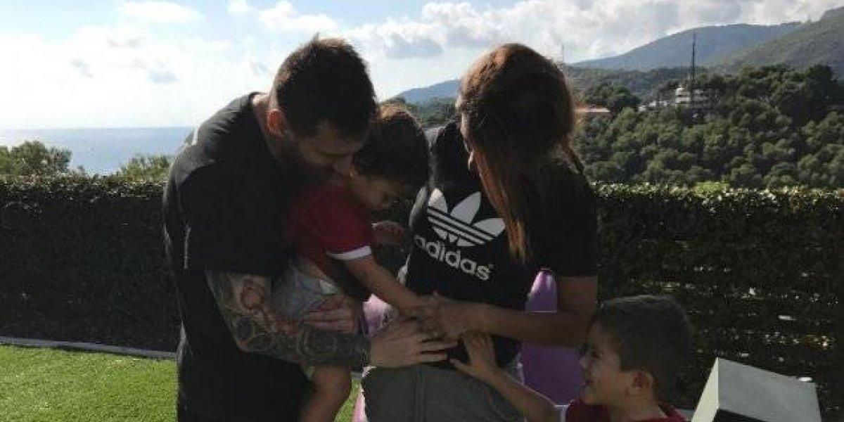 Esta noticia tiene a Lionel Messi saltando en un pie de la felicidad