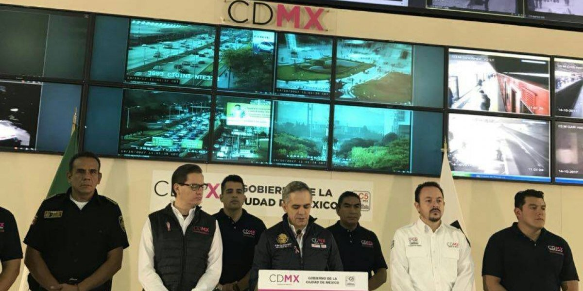 Bomberos de la CDMX se capacitarán en California