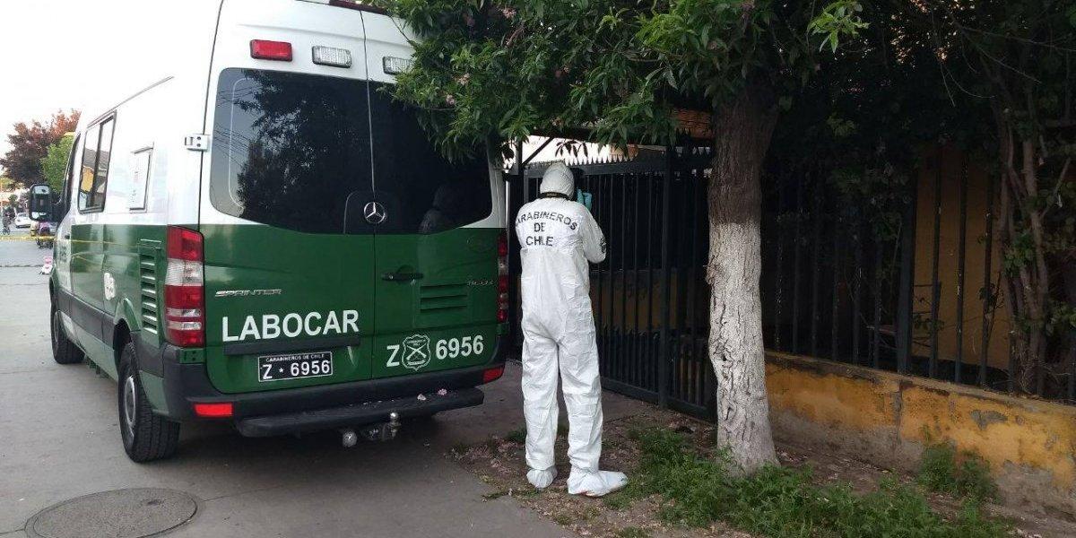 Asesinó de seis puñaladas a su padre y después se entregó en comisaría de Maipú