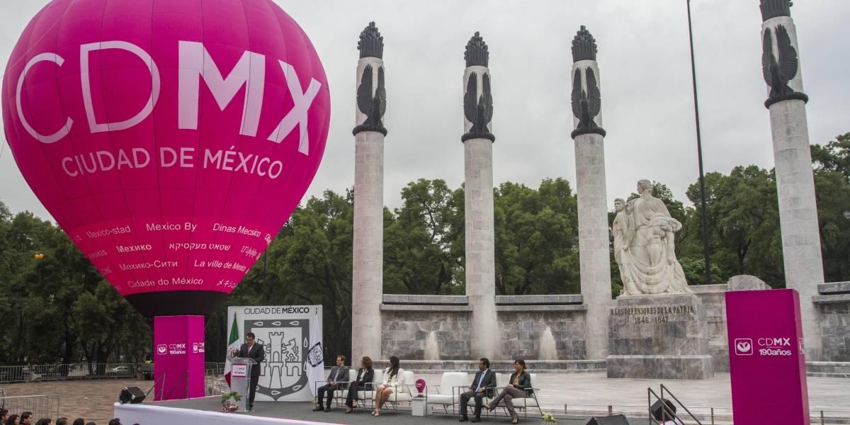 Desconoce Gobierno capitalino ganancias por marca CDMX