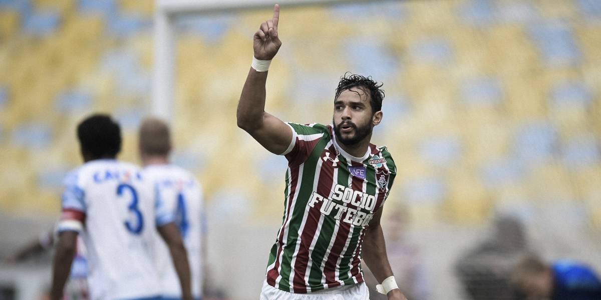Corinthians admite interesse em Dourado, mas Fluminense nega chance de negociação
