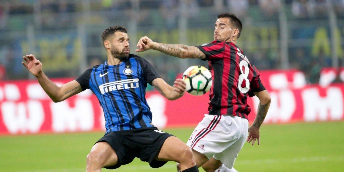 En un partido para la historia, Inter se quedó con el Derbi Della Madonnina