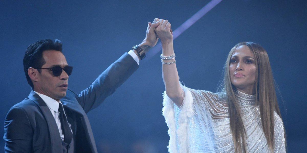 Jennifer López y Marc Anthony logran recaudar millonaria cifra en concierto benéfico