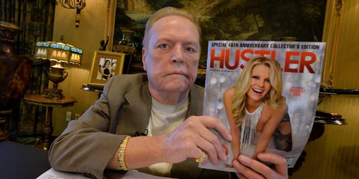 Revista porno ofrece $10 millones por información contra Donald Trump