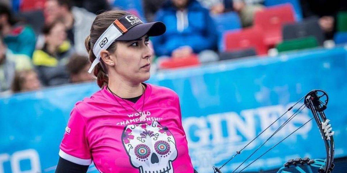 Linda Ochoa desea disfrutar que el Mundial de Arquería sea en México