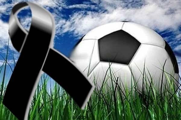 Luto fútbol