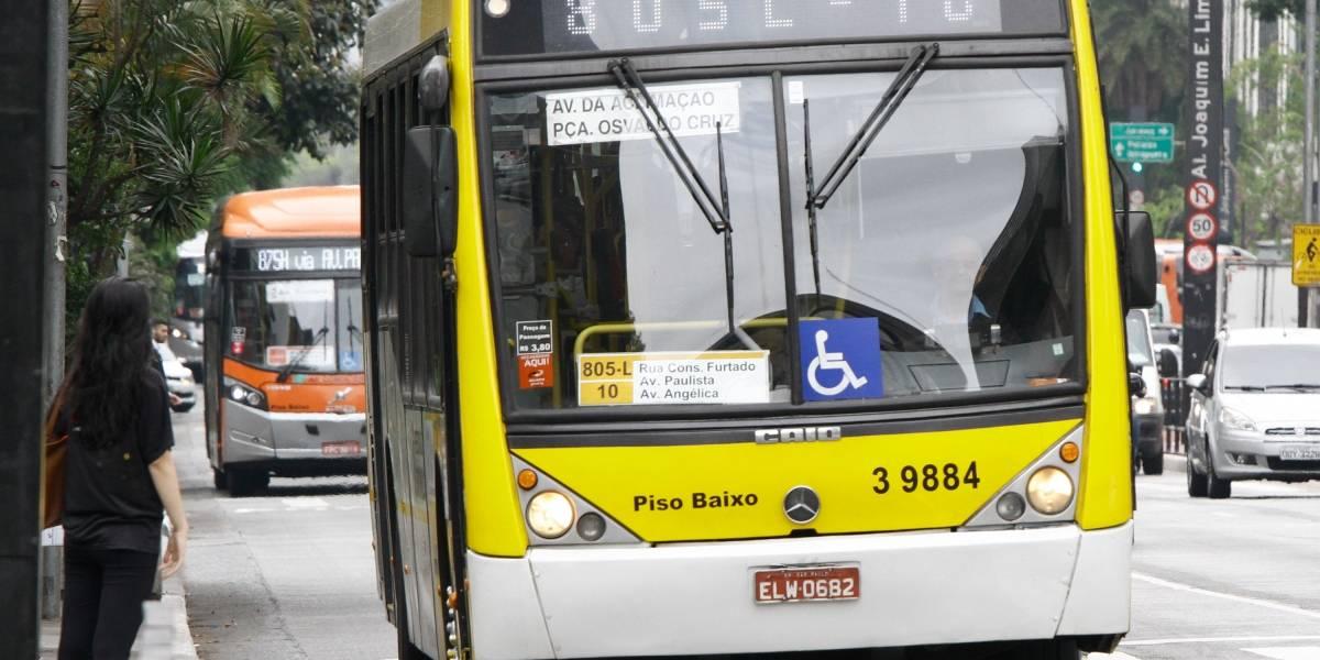 'É suportável', diz Doria sobre nova tarifa de transporte