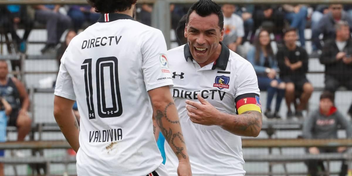 Colo Colo recibe a Wanderers con la opción de alcanzar el liderato del Transición