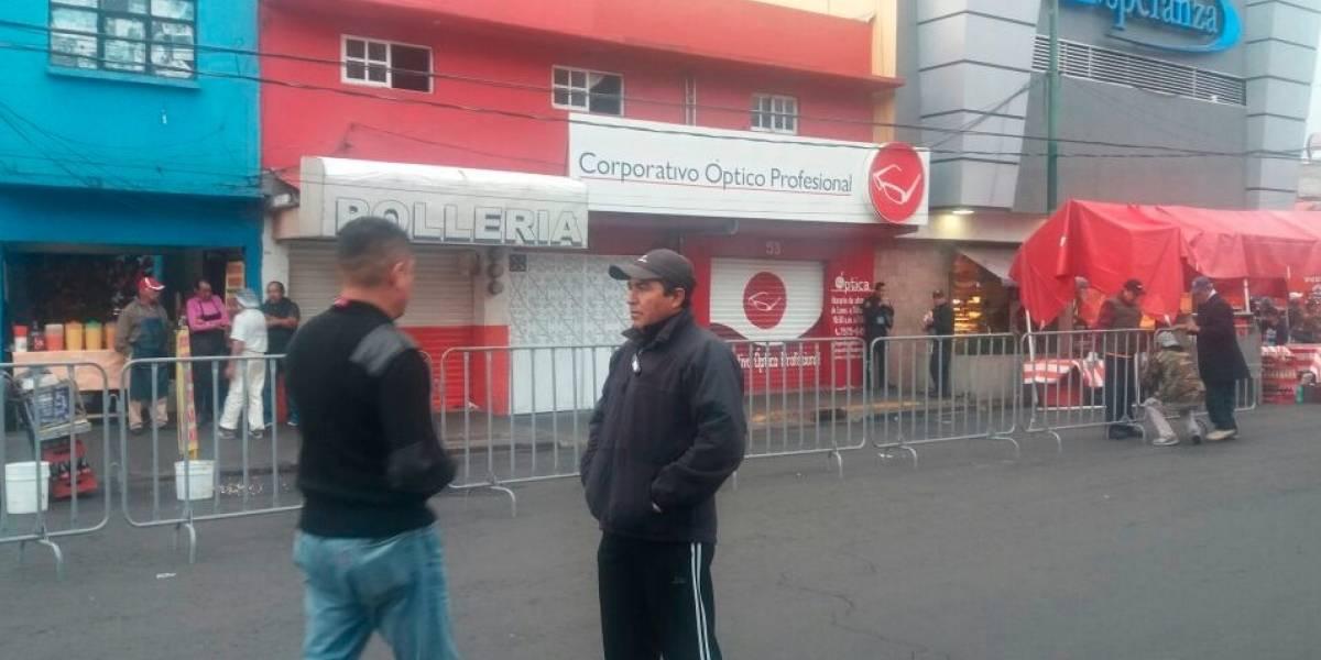 Tras operativo de seguridad, asesinan a balazos a cobrador del tianguis de Texcoco