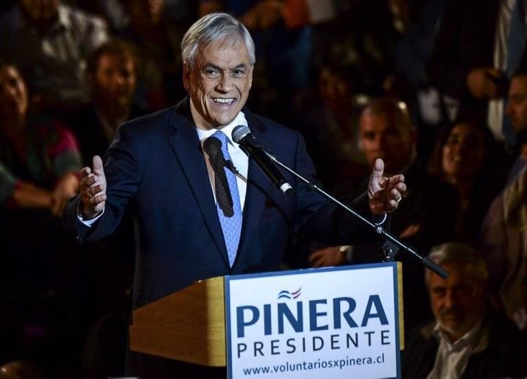 Sebastián Piñera, expresidente chileno