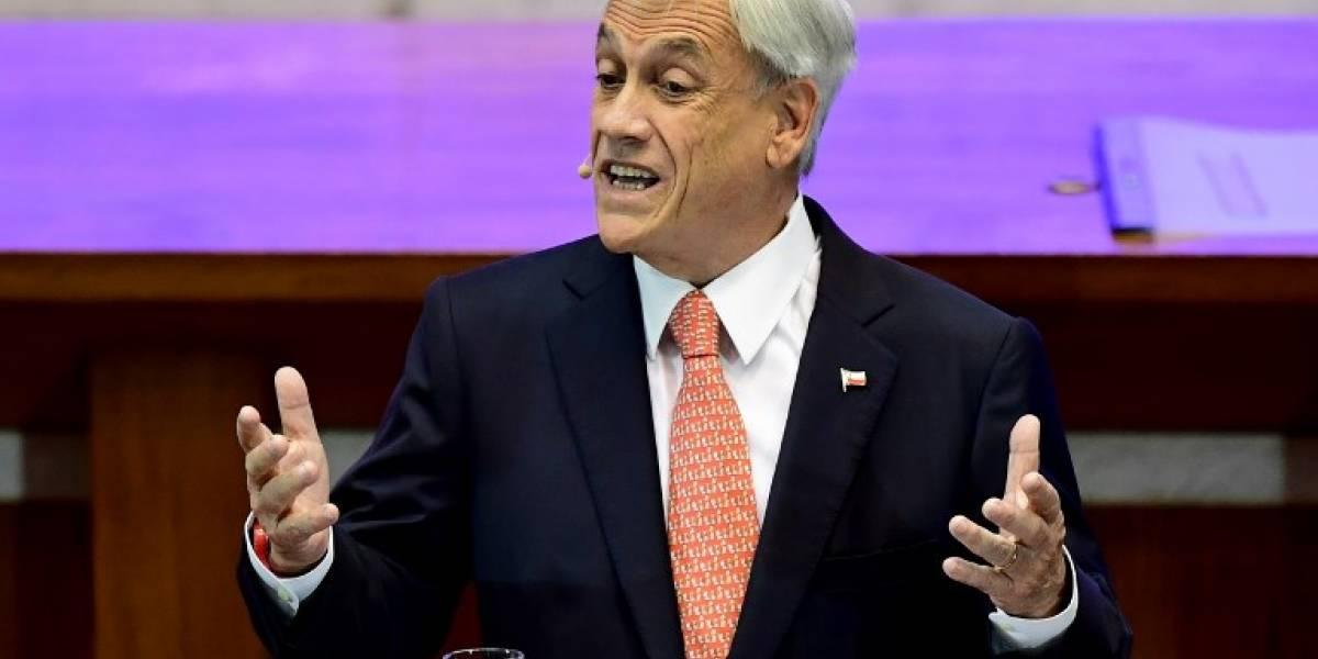 """Piñera promete """"corregir"""" reformas si gana las elecciones en Chile"""