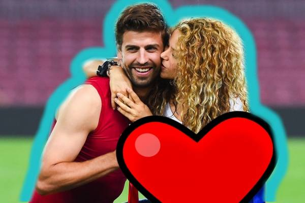 Muy enamorada: Shakira quiere tener más hijos con Piqué