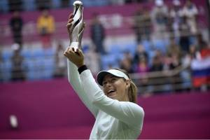 Maria Sharapova gana el Torneo de Tianjin