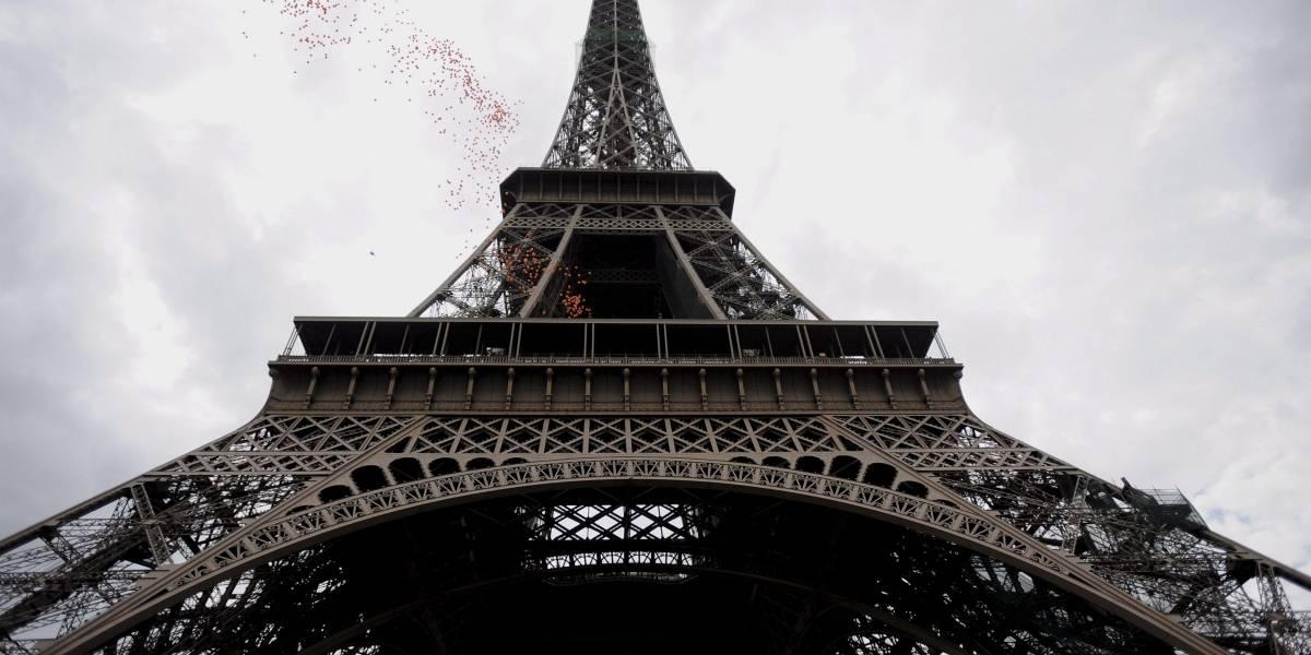 Réplica colombiana de la torre Eiffel se está construyendo en Antioquia