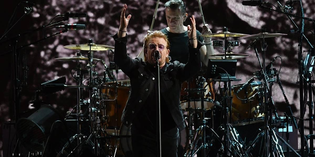 U2 agradece a sus fanáticos chilenos tras su impresionante concierto en el Nacional