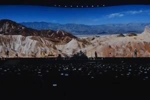 U2 en Chile