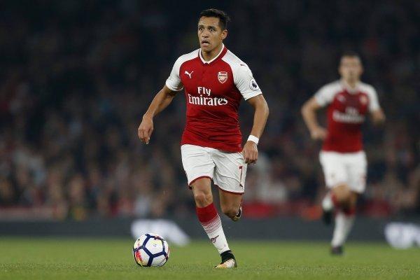 Alexis fue protagonista en goleada del Arsenal ante el Everton