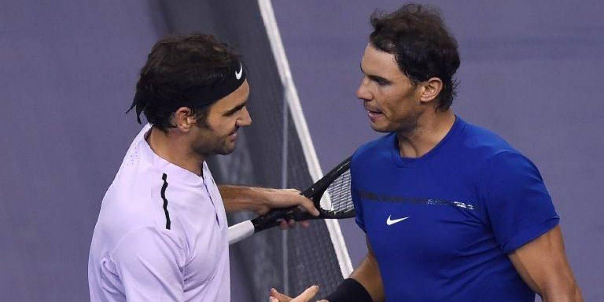 Nadal vs. Federer: los cálculos que definen al número 1 del tenis en 2017