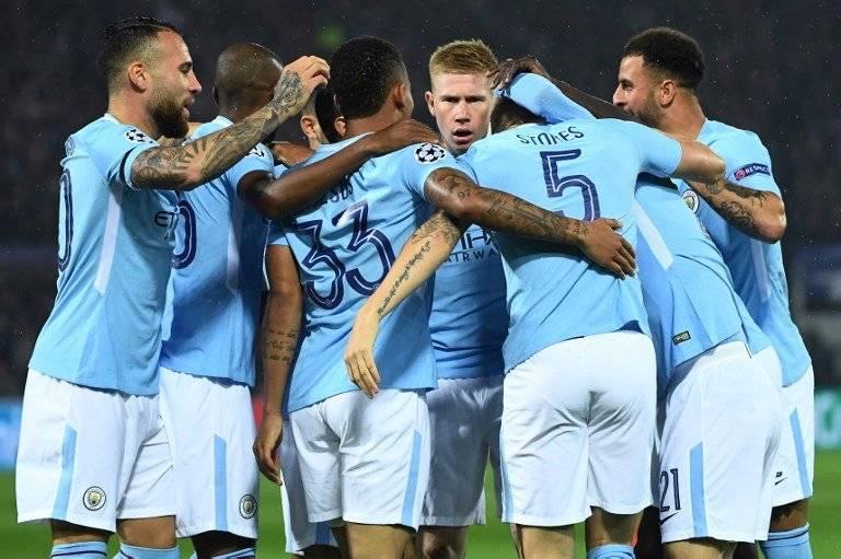 Manchester City está tomando un ritmo impresionante / imagen: AFP