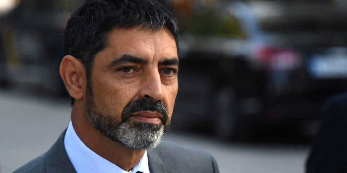 ¿Quién es el jefe de la policía catalana por el que piden prisión preventiva por sedición?