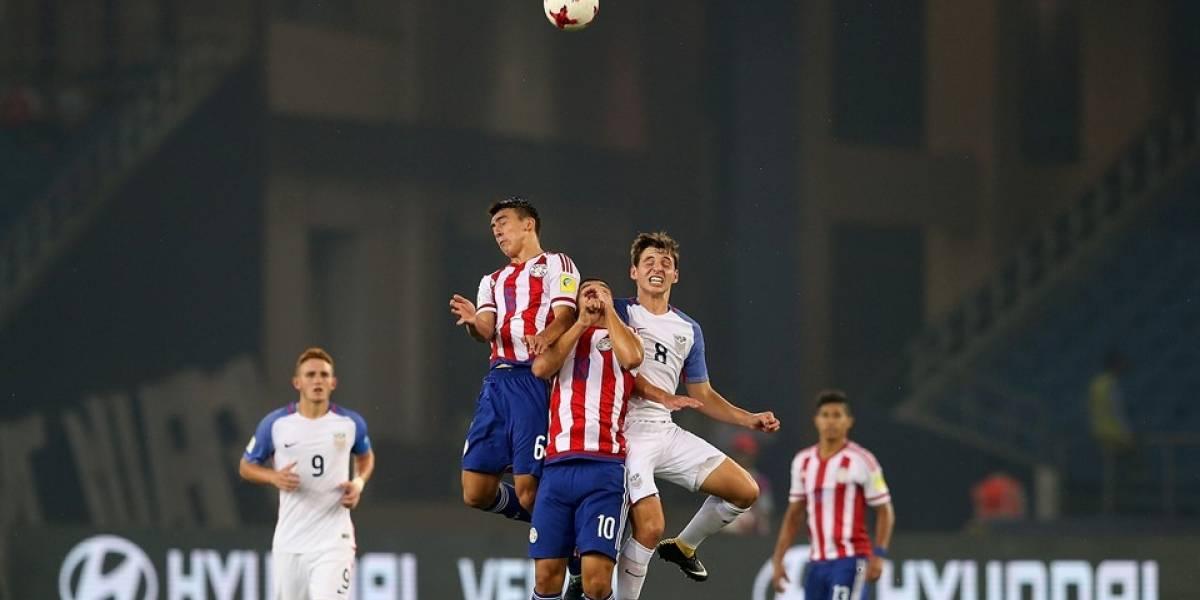 Papelón sudamericano en el Mundial Sub 17: Colombia y Paraguay goleados y eliminados