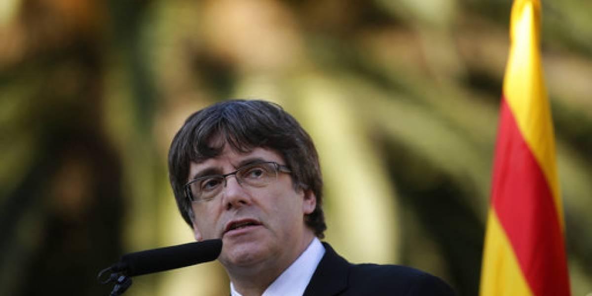Madrid: Puigdemont no dio una respuesta adecuada en su carta