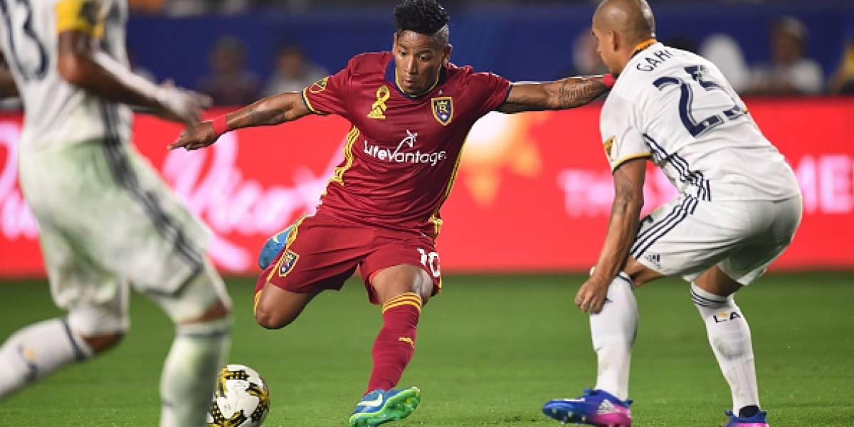 Joao Plata está nominado al jugador más valioso de la MLS