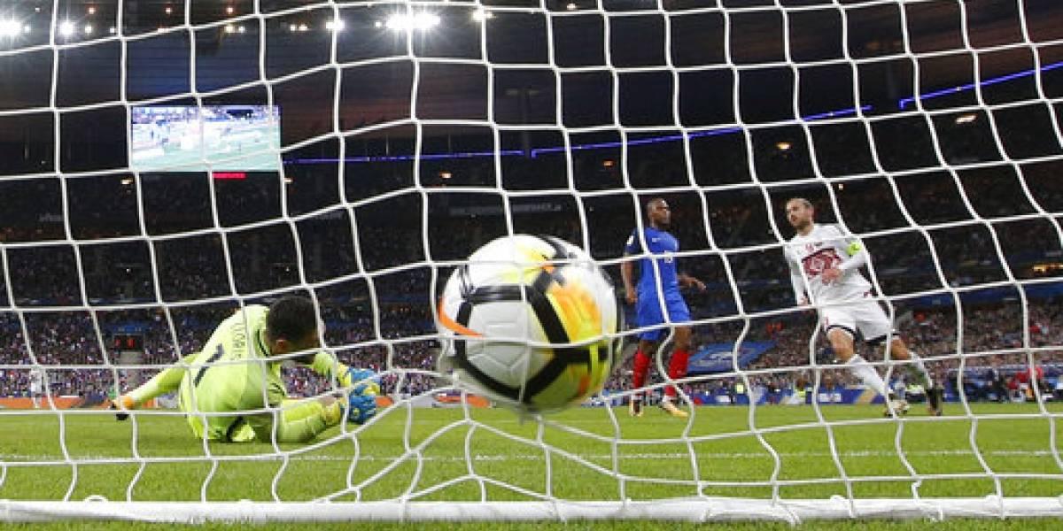 FIFA anuncia cabezas de serie sorteo para Rusia 2018