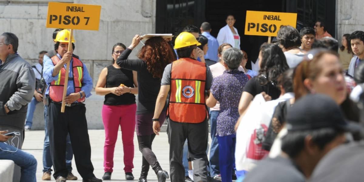 Se registran dos sismos con epicentro en Coyoacán