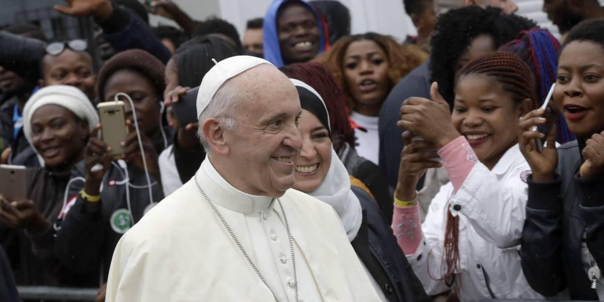 Ni las barreras físicas, ni las ideológicas podrán detener a los migrantes: Papa Francisco