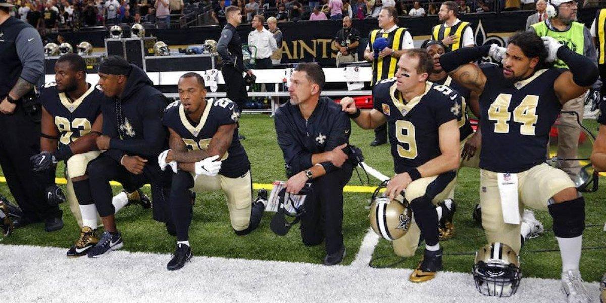 NFL y sindicato se reunirá para tratar el tema de protestas durante el himno