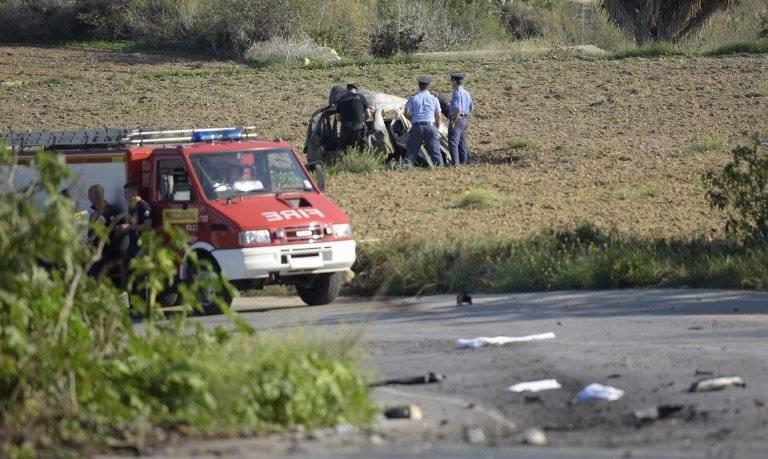 Asesinato de Daphne Caruana Galizia