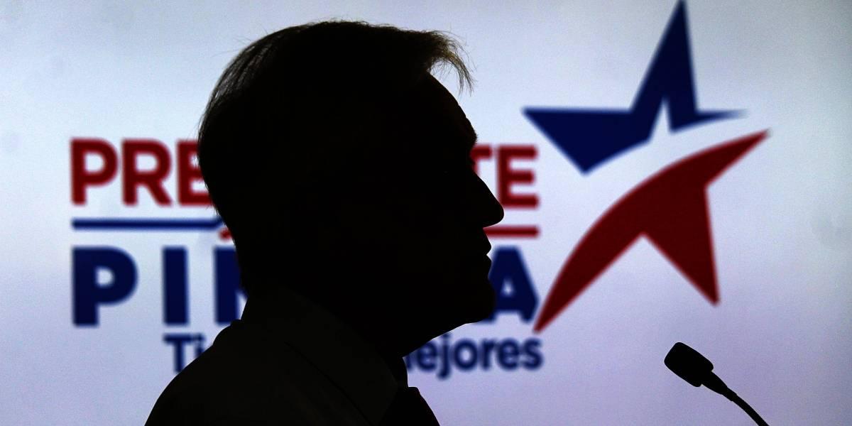 """Piñera acusó """"uso electoral"""" de proyecto de ley de nueva Constitución"""