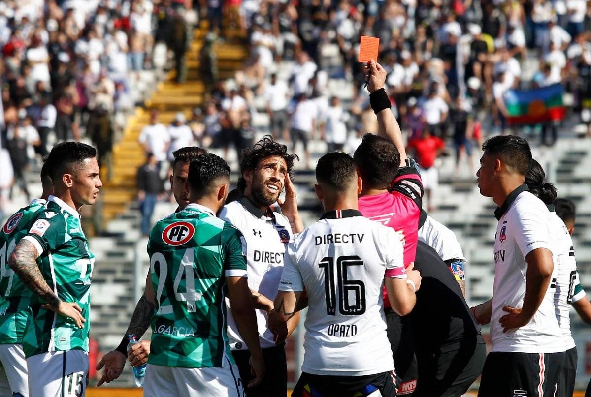 Valdivia y López fueron expulsados el fin de semana / imagen: Agencia UNO