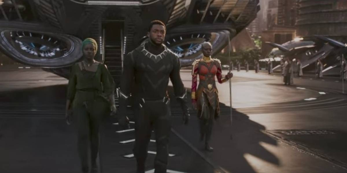 """Black Panther"": Marvel libera nuevo trailer"