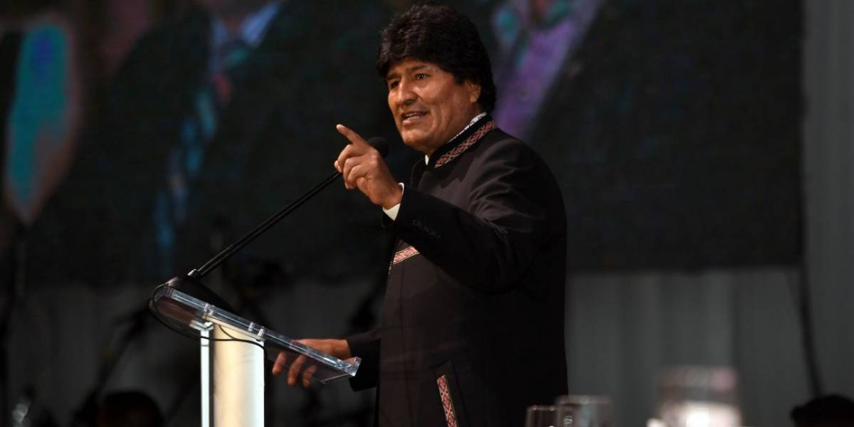 Evo Morales recibe luz verde para su reelección en 2019