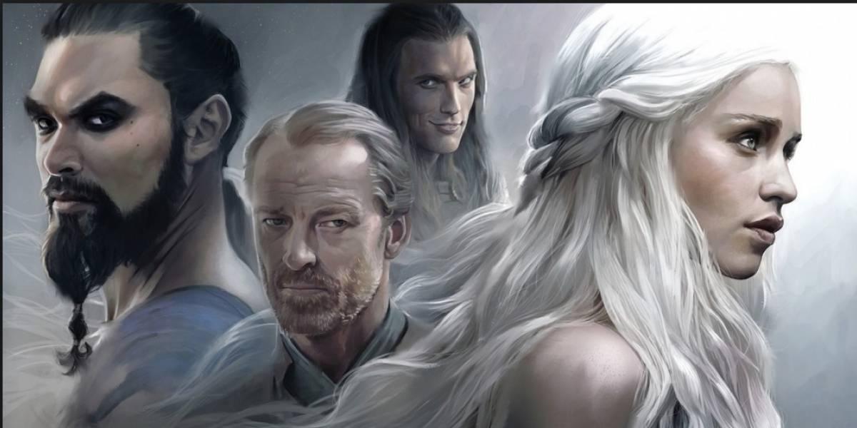 """""""Game of thrones"""": Actor pide perdón por decir que tuvo la oportunidad de """"violar a hermosas mujeres"""" en la serie"""