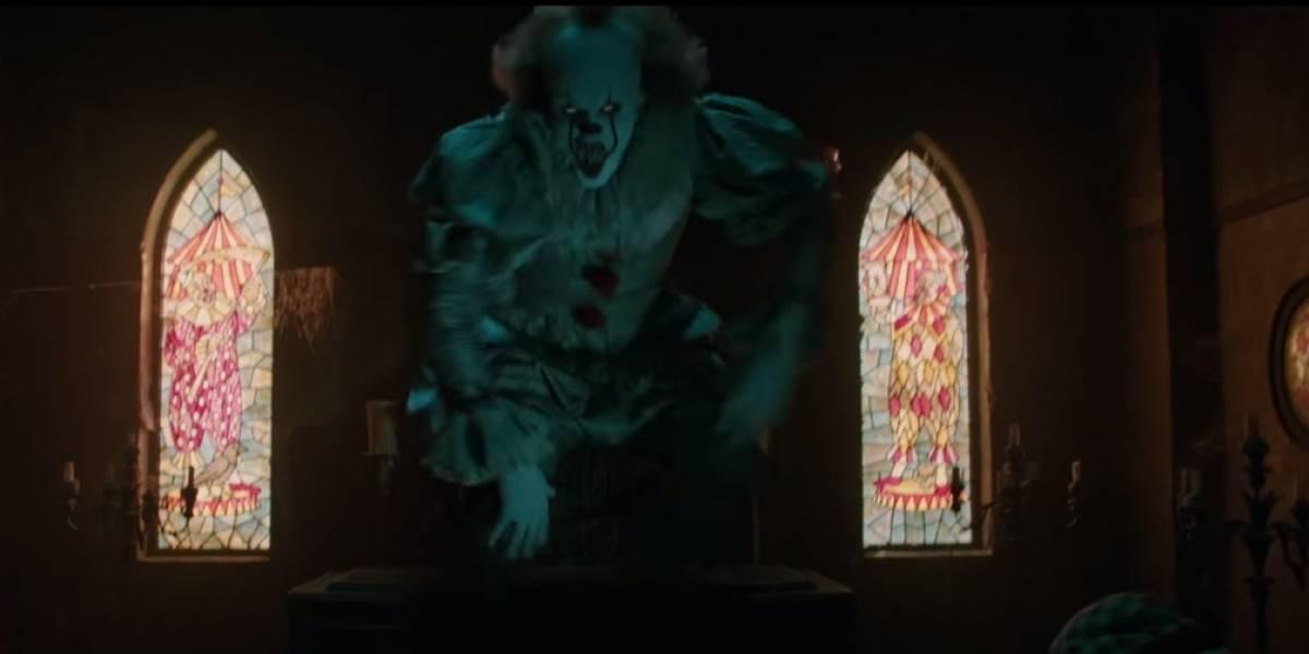 Esta es la terrorífica escena que fue eliminada de 'It'