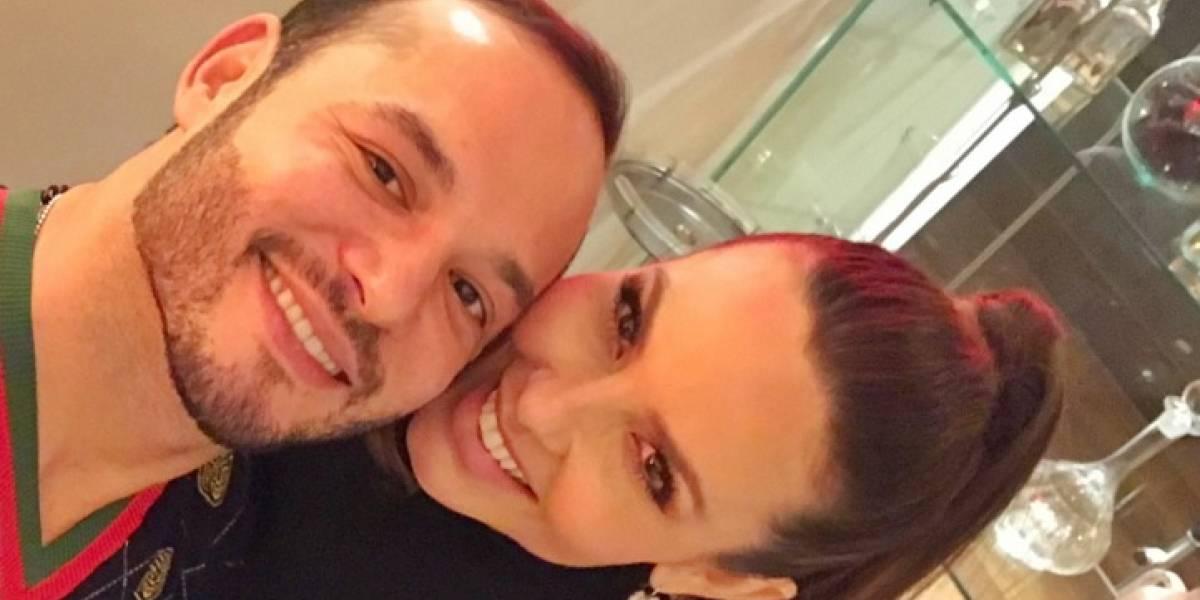 ¡Ahora sí! Paula Andrea Betancur publica la primera foto de su embarazo