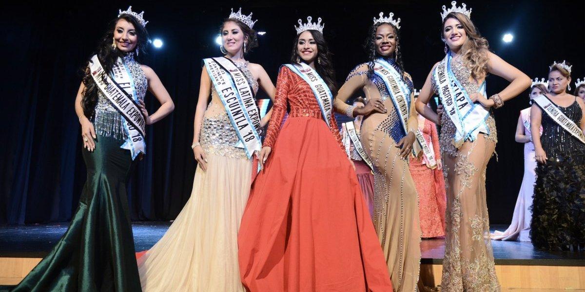 El atrevido vestido que utilizó la nueva Miss Guatemala Continente Americano