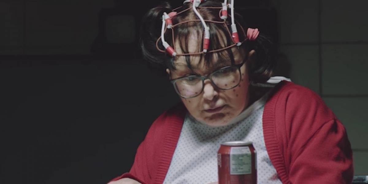"""La Chilindrina es la protagonista del nuevo video promocional de """"Stranger things"""""""