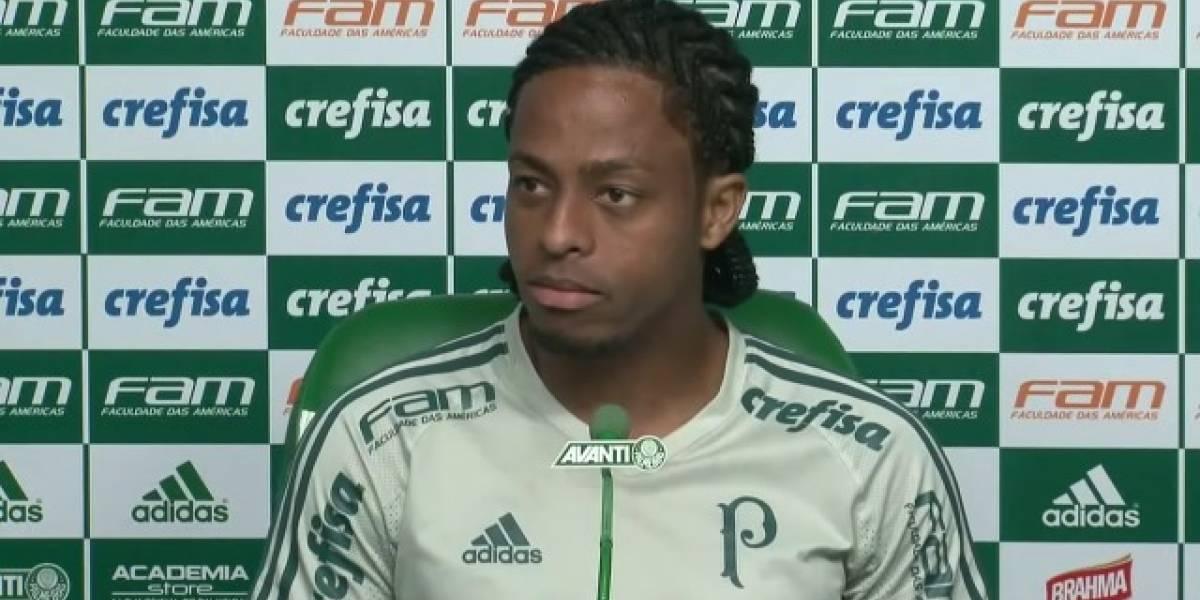 Elenco do Palmeiras lamenta troca de treinador
