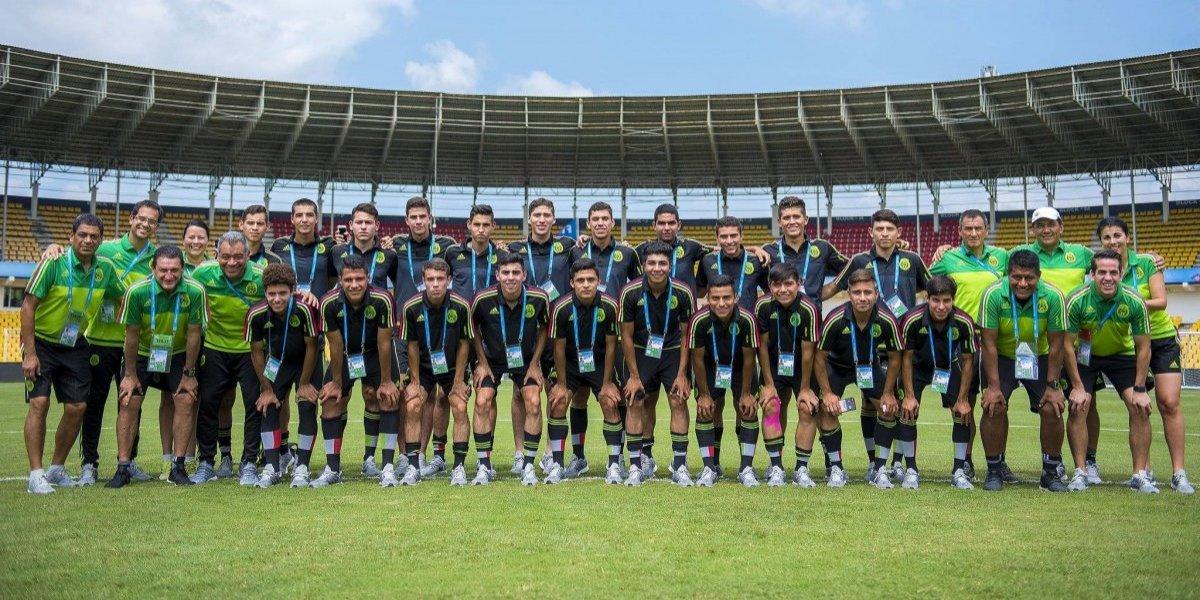 Irán vs. México Sub 17 ¿dónde y a qué hora ver el partido?