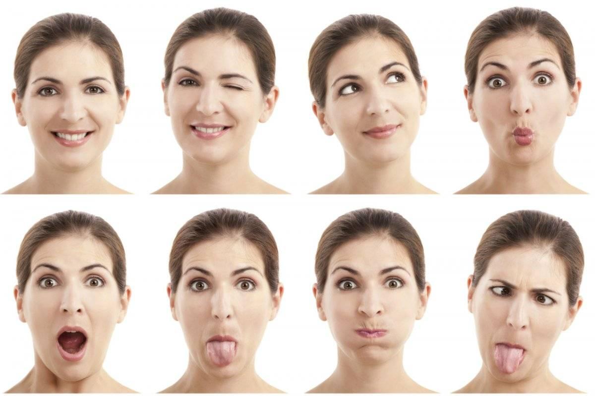 Ejercicios faciales