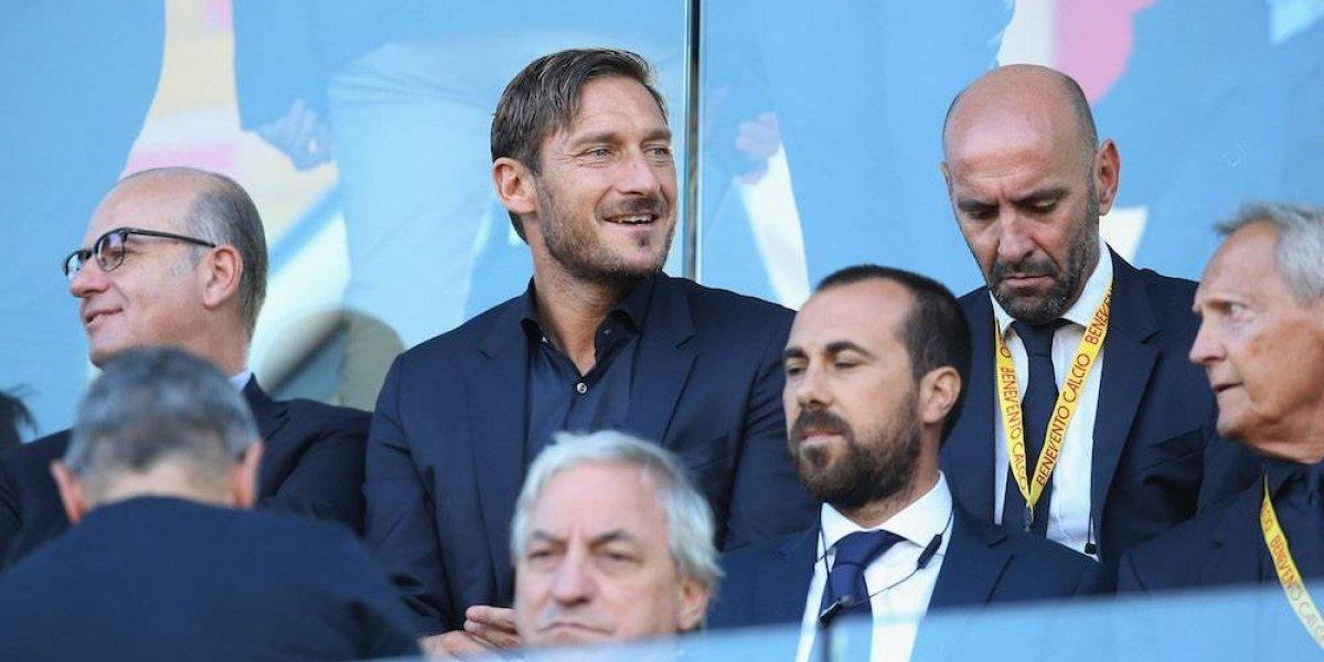 Totti ya tiene a su favorito para el premio 'The Best'