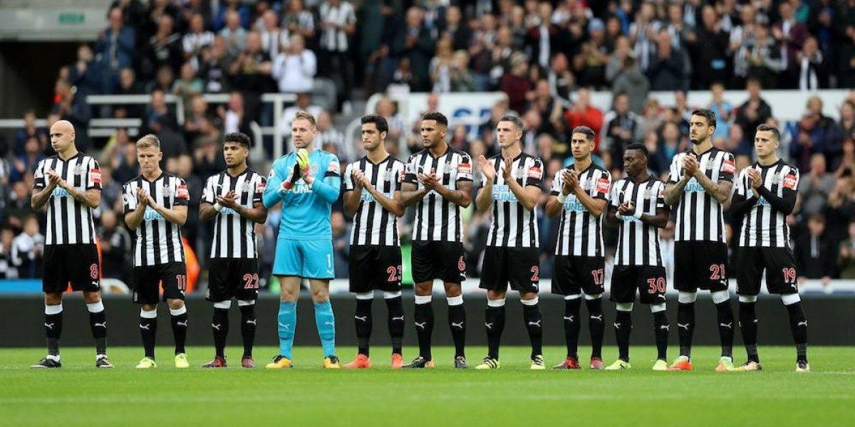Newcastle United es puesto en venta