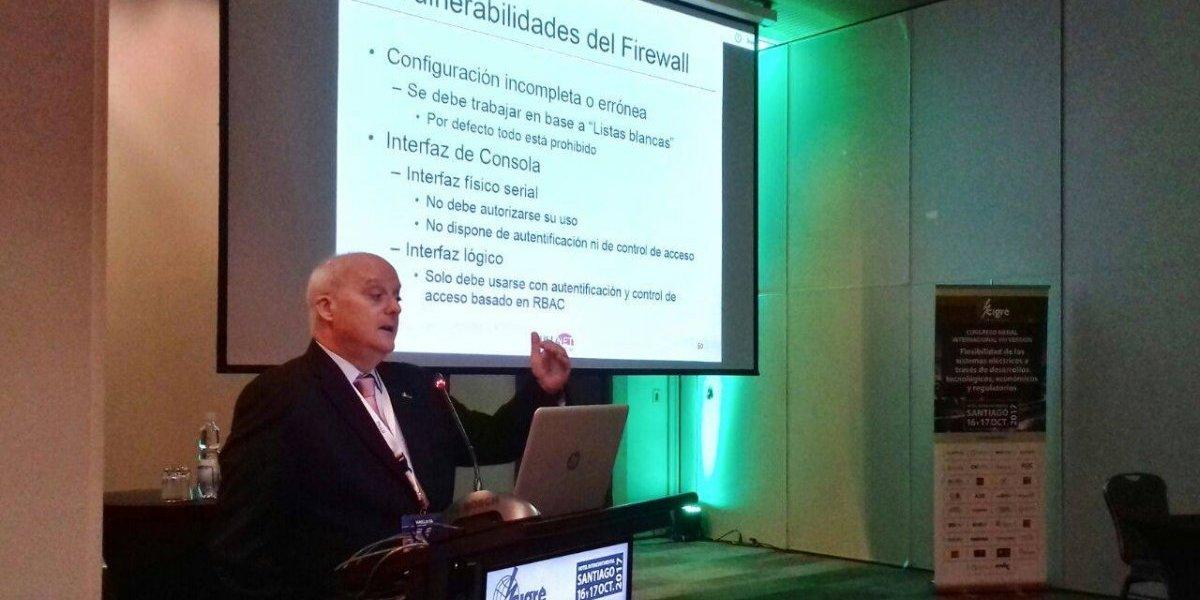 Chile alberga seminario internacional de grandes redes eléctricas Cigre