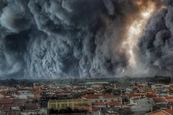 Incendios Portugal, apocalipsis