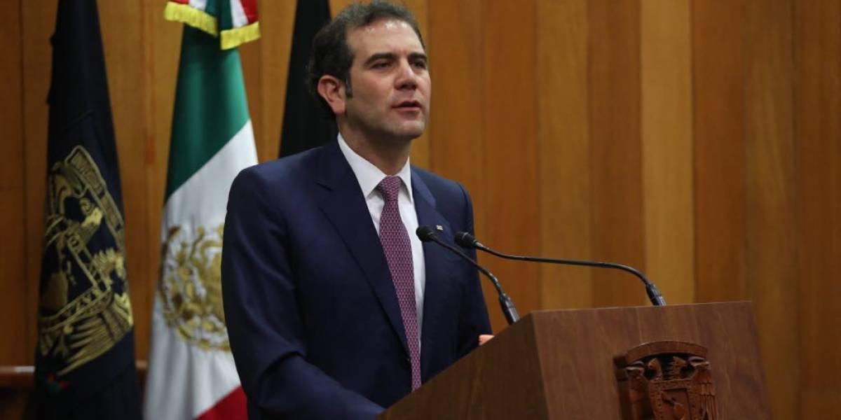 Zavala podría dejar de ser independiente para integrarse a un partido político: Córdova